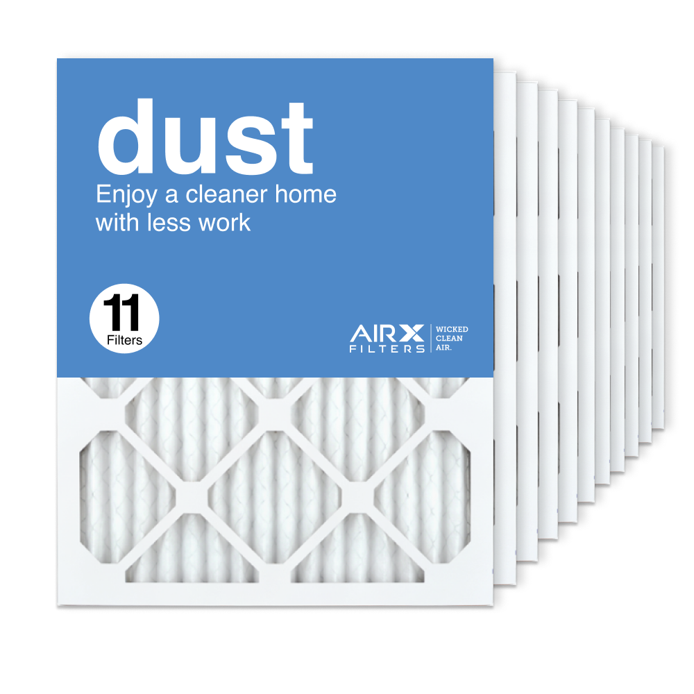16x20x1 AIRx DUST Air Filter, 11-Pack