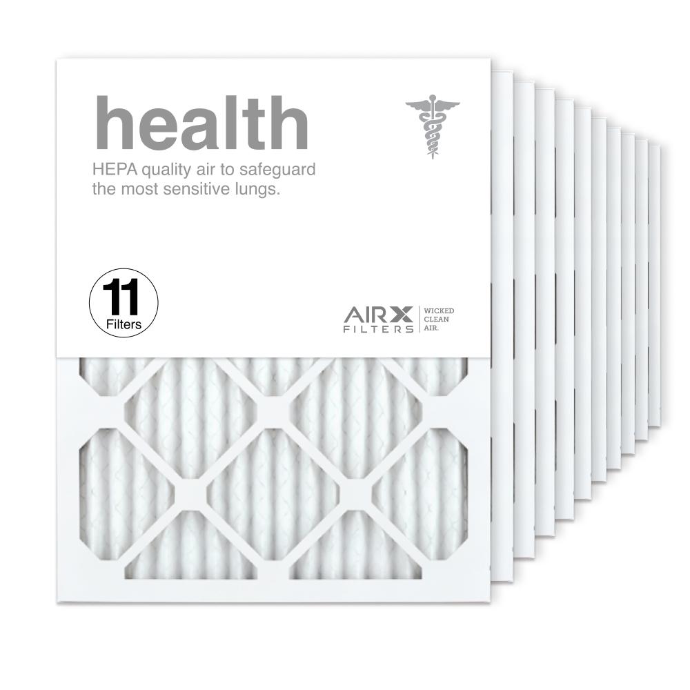 16x20x1 AIRx HEALTH Air Filter, 11-Pack