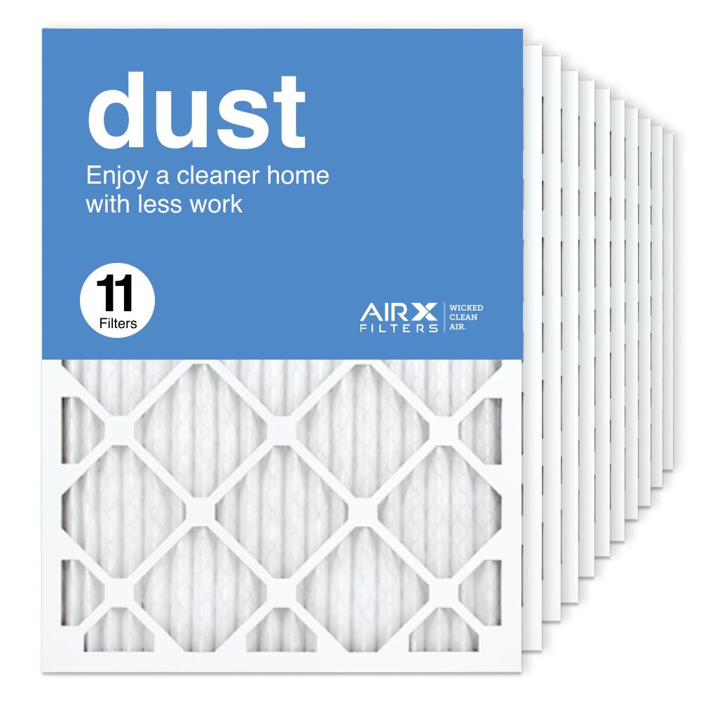 18x24x1 AIRx DUST Air Filter, 11-Pack