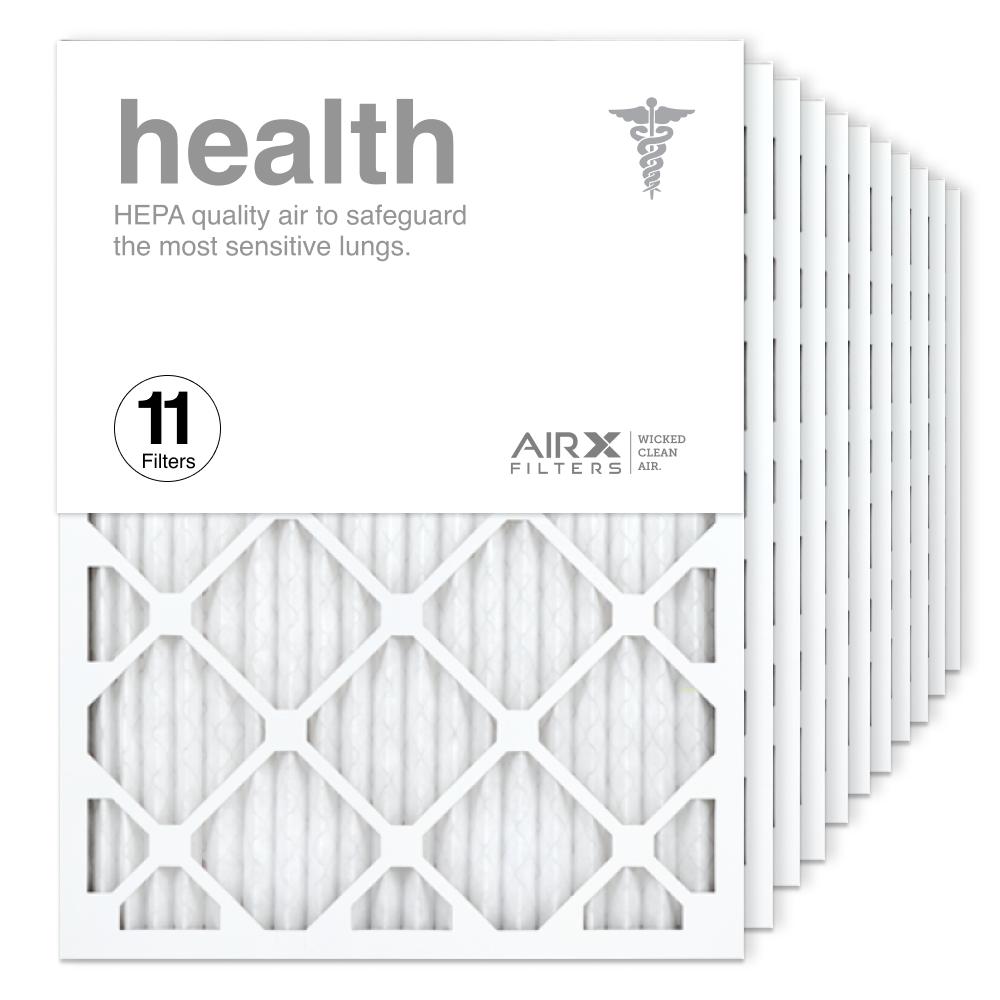 18x24x1 AIRx HEALTH Air Filter, 11-Pack