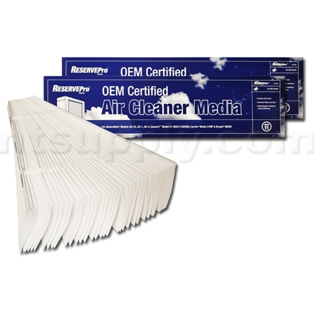 GeneralAire AC-1 Replacement Air Filters