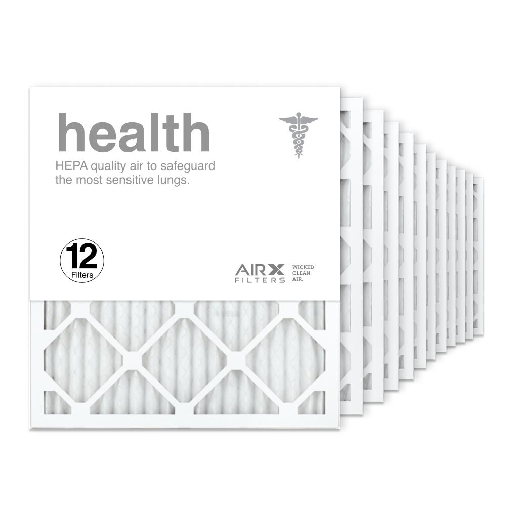 18x20x1 AIRx HEALTH Air Filter, 12-Pack