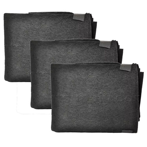 Replacement Carbon Pre-Filter for Portable Air Cleaners- Cut-To-Fit