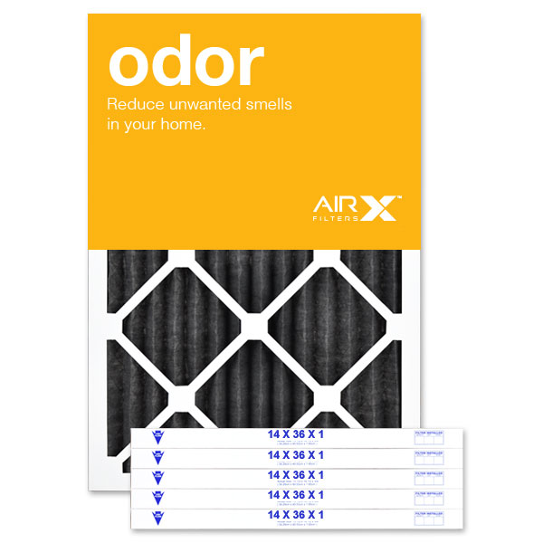 14x36x1 AIRx ODOR Air Filter - CARBON