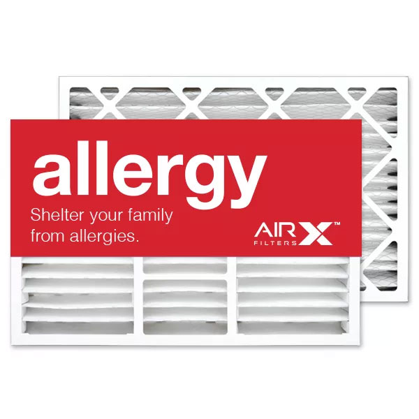 16x25x5 AIRx ALLERGY Replacement for Lennox X0583 Air Filter - MERV 11