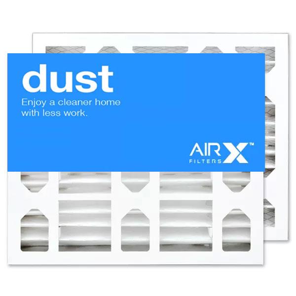 16x20x5 AIRx DUST Honeywell FC100A1003 Replacement Air Filter - MERV 8
