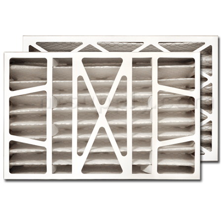 Replacement For Honeywell Filter - 16x25 - MERV 8