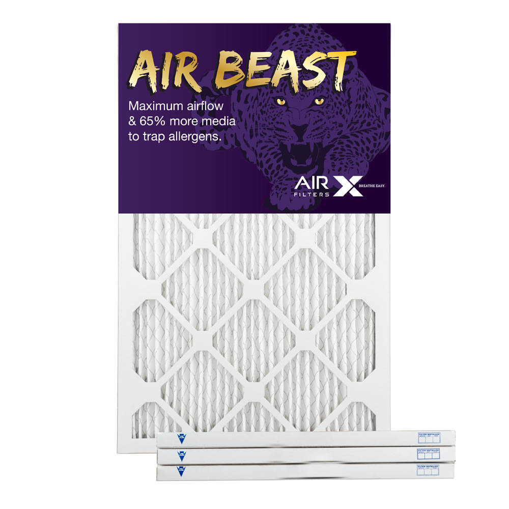 16x25x1 Air Filters Merv 8 Dust Discountfilters Com