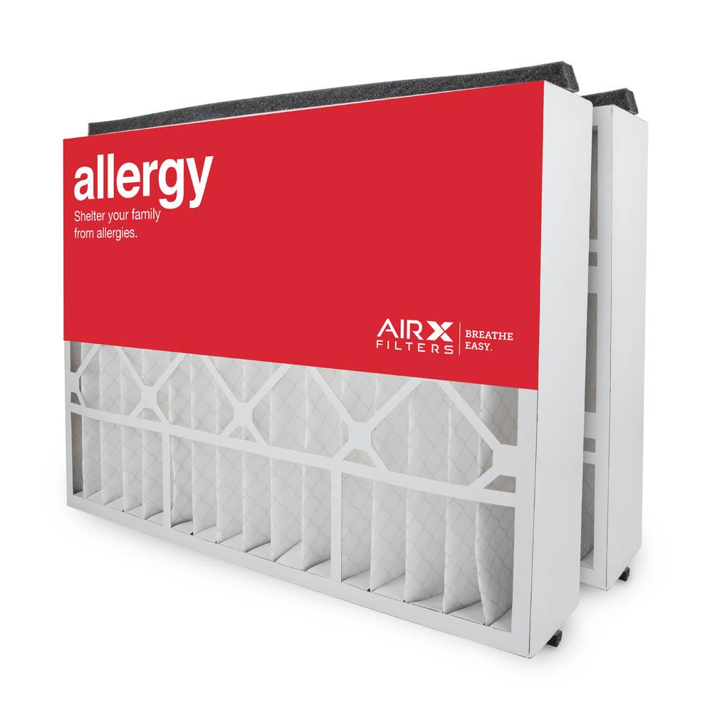 21x26x5 AIRx ALLERGY Trane BAYFTAH26M Replacement Air Filter - MERV 11