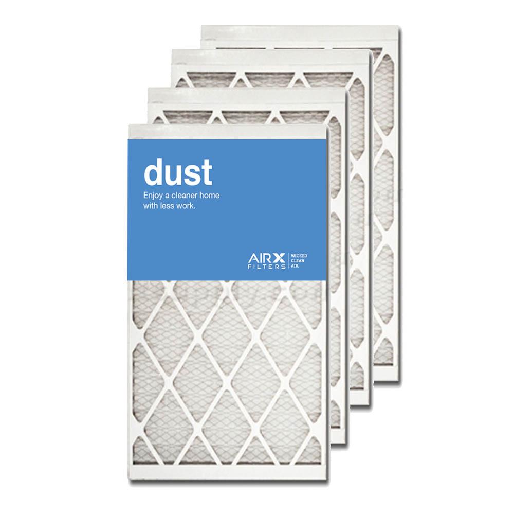 17.5x27x1 AIRx DUST Trane BAYFTFR17P Replacement Air Filter - MERV 8
