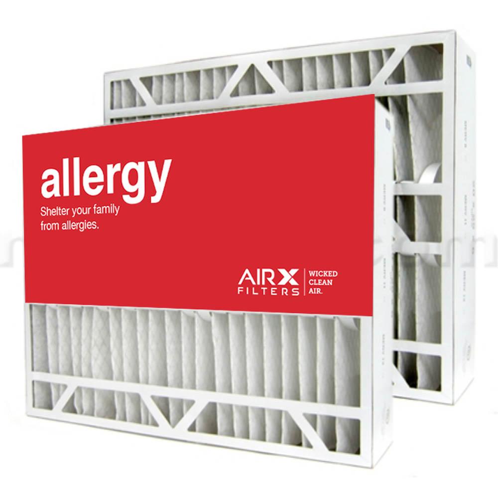 17.5x21x4.5 AIRx ALLERGY Rheem/Ruud RXHF-E17AM10 Replacement Air Filter - MERV 11