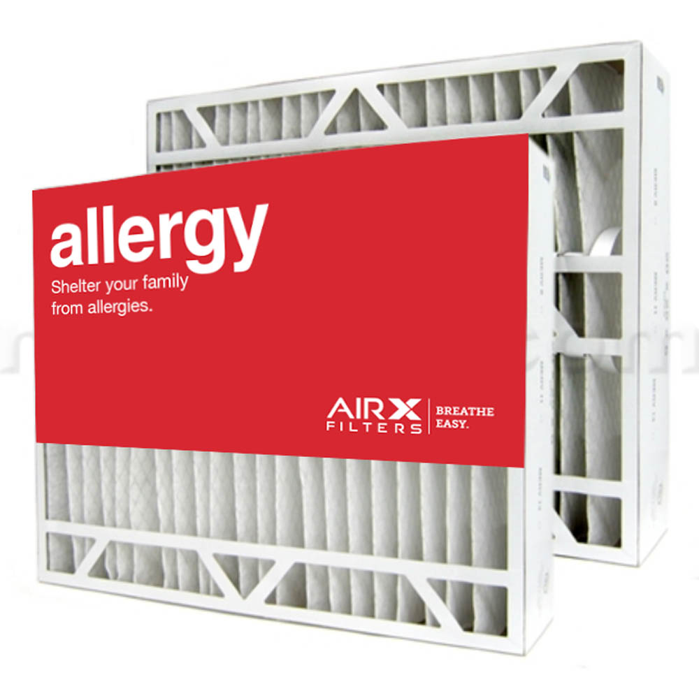 21x21x4.5 AIRx ALLERGY Rheem/Ruud RXHF-E21AM10 Replacement Air Filter - MERV 11