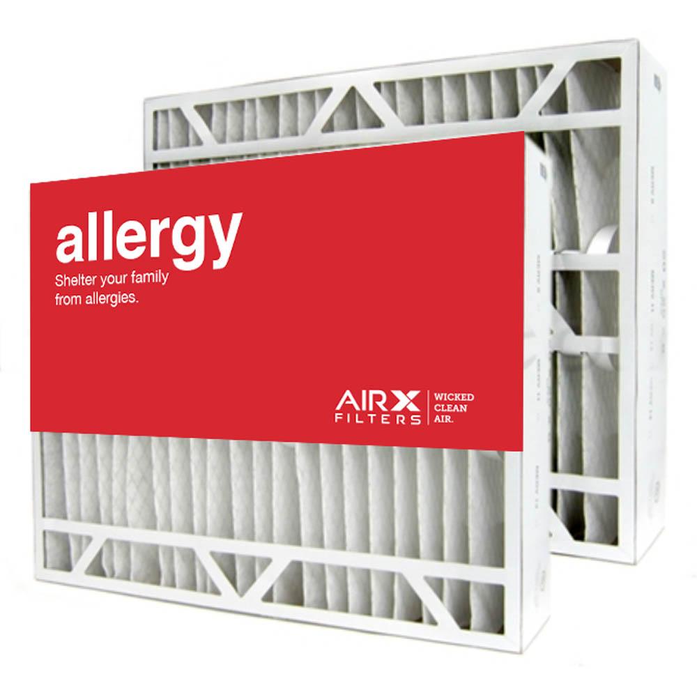 21x24.5x4.5 AIRx ALLERGY Rheem/Ruud RXHF-E24AM100 Replacement Air Filter - MERV 11