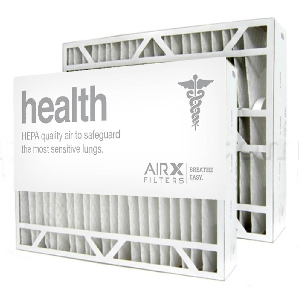 21x21x4.5 AIRx HEALTH Rheem/Ruud RXHF-E21AM130 Replacement Air Filter - MERV 13