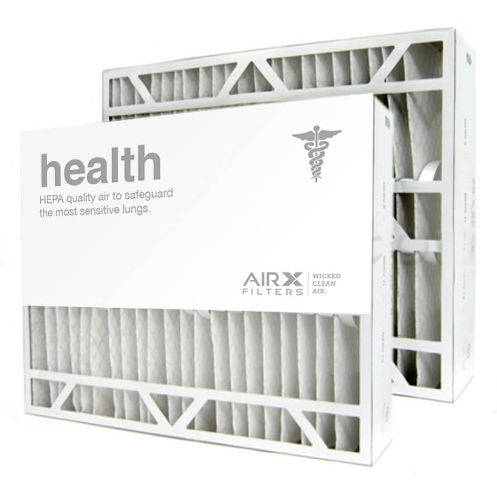 21x24.5x4.5 AIRx HEALTH Rheem/Ruud RXHF-E24AM13 Replacement Air Filter - MERV 13