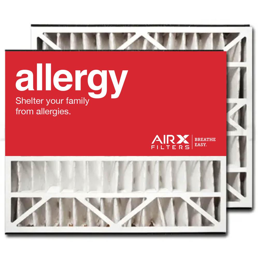 20x25x5 AIRx ALLERGY Field Controls # 46568600 Replacement Air Filter - MERV 11