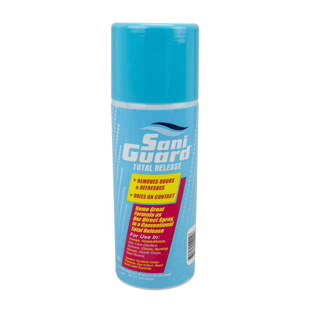 Saniguard Dry-On-Contact Sanitizer & Deodorizer Fogger