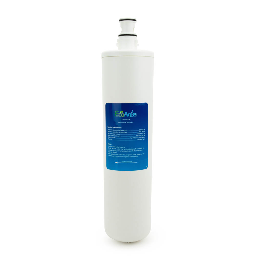 EcoAqua Replacement for 3M 3US-PF01 Under Sink Filter
