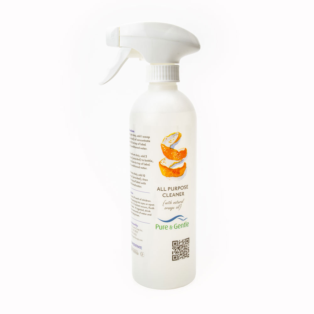 Therapy All Natural Granite Cleaner + Polish