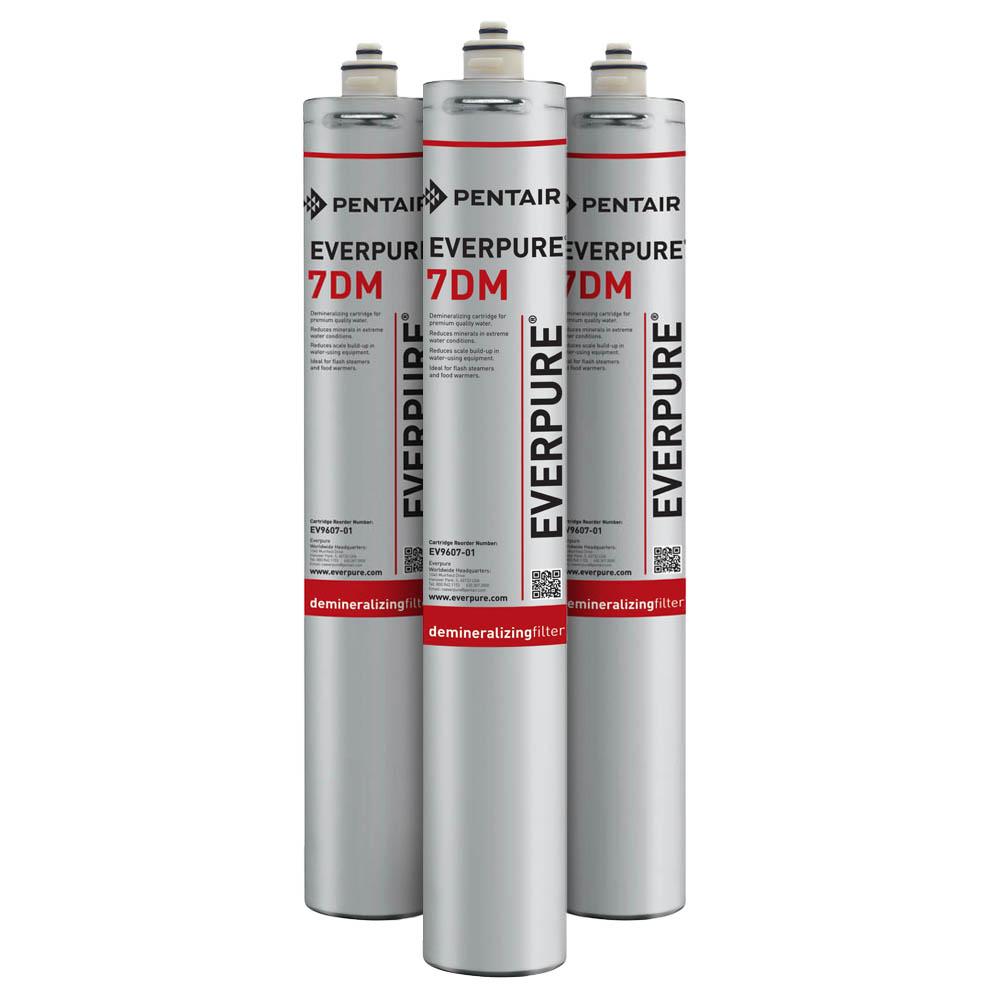 Everpure 7DM Demineralizing Water Filtration Cartridge, 2-pack