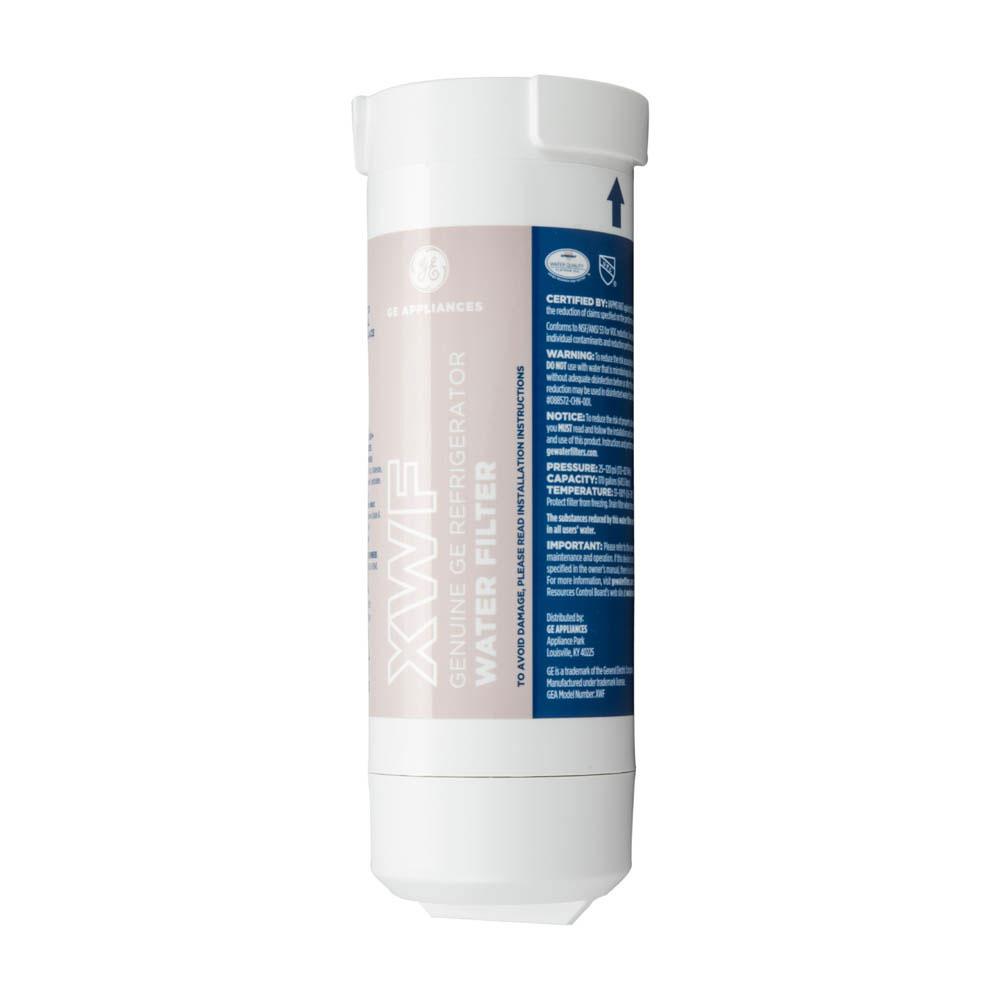 GE SmartWater XWF Refrigerator Water Filter