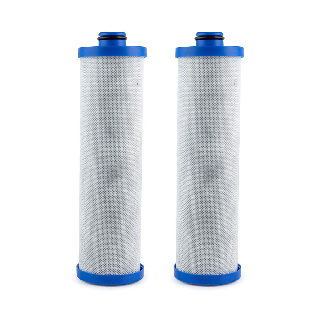 Replacement Water Filter (KW1) for Built-In RV Water Filtration Sytems, 8-pack