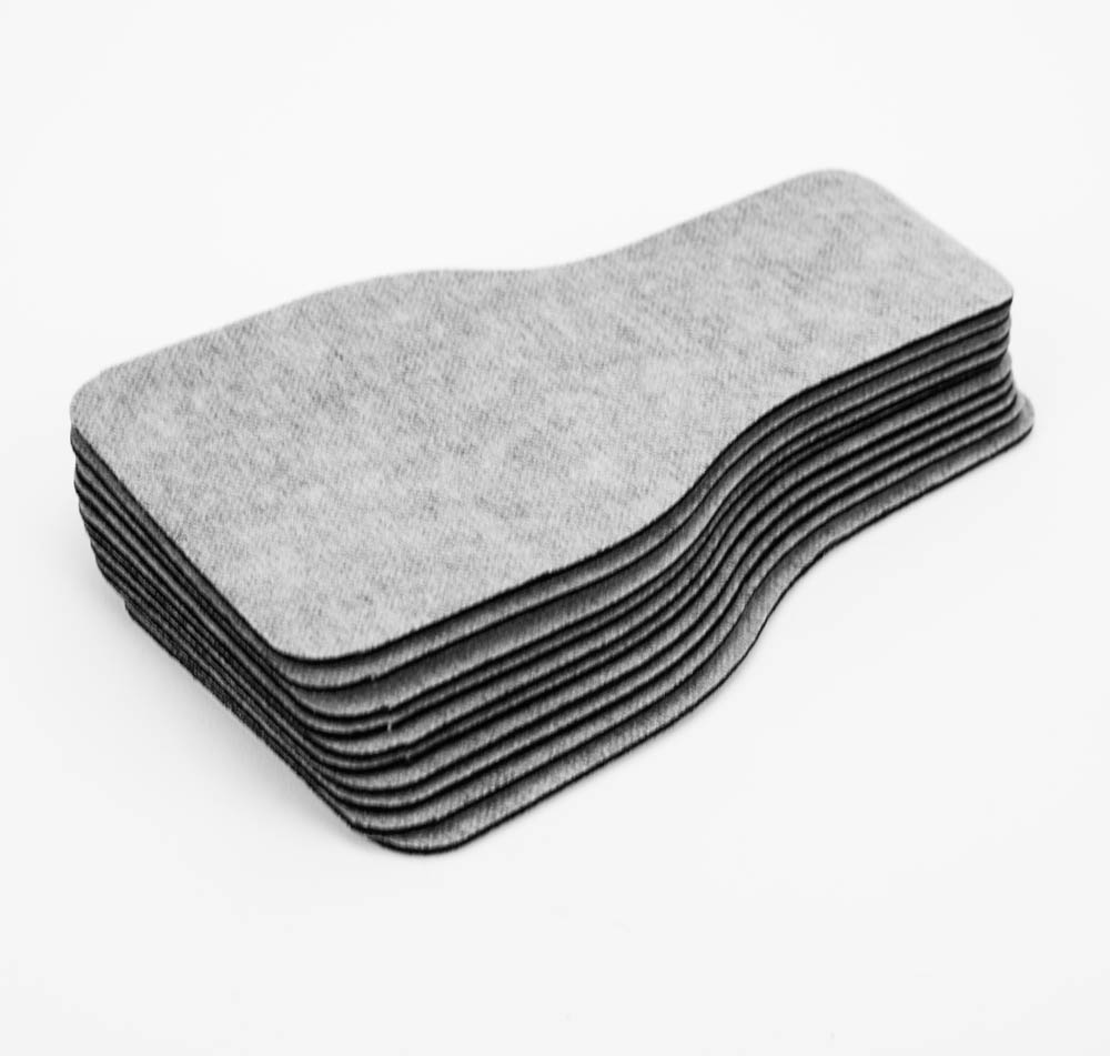 Flatulence Deodorizer Pad - Disposable, 10-Pack