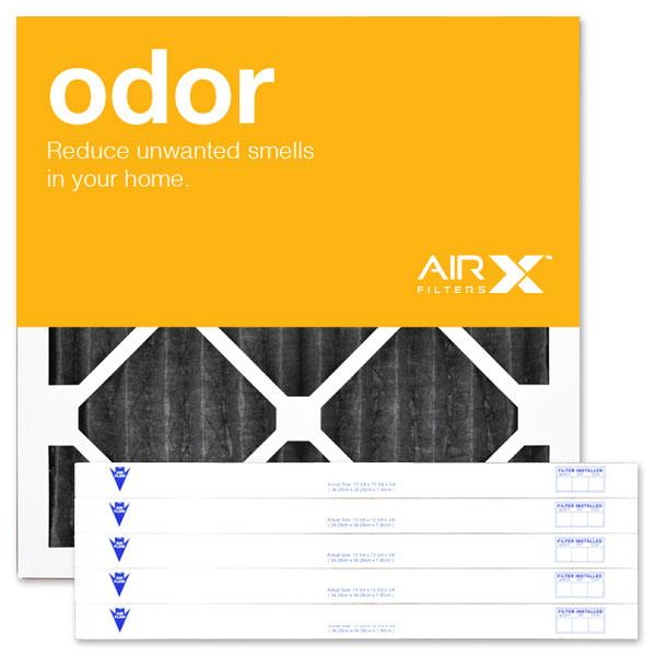 18x18x1 AIRx ODOR Air Filter - Carbon MERV 8
