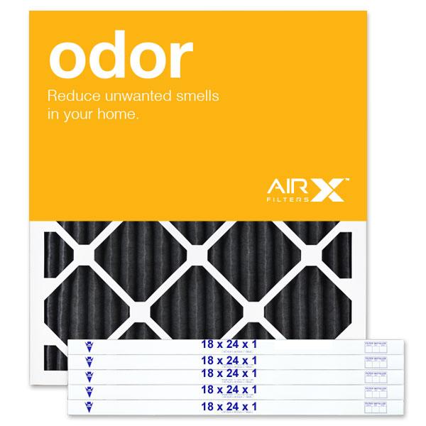 18x24x1 AIRx ODOR Air Filter - Carbon