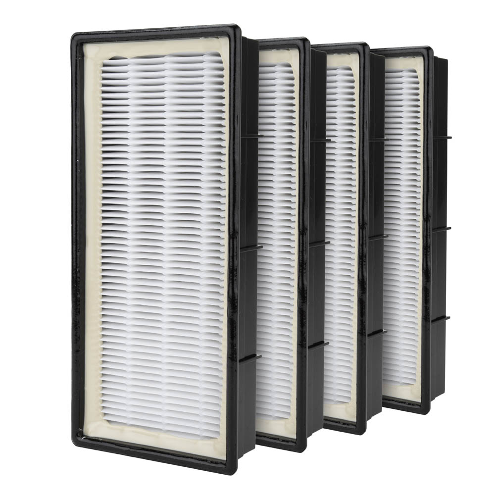 AIRx Replacement HEPA Filter for Honeywell HRF-C1 Filter, 4-Pack