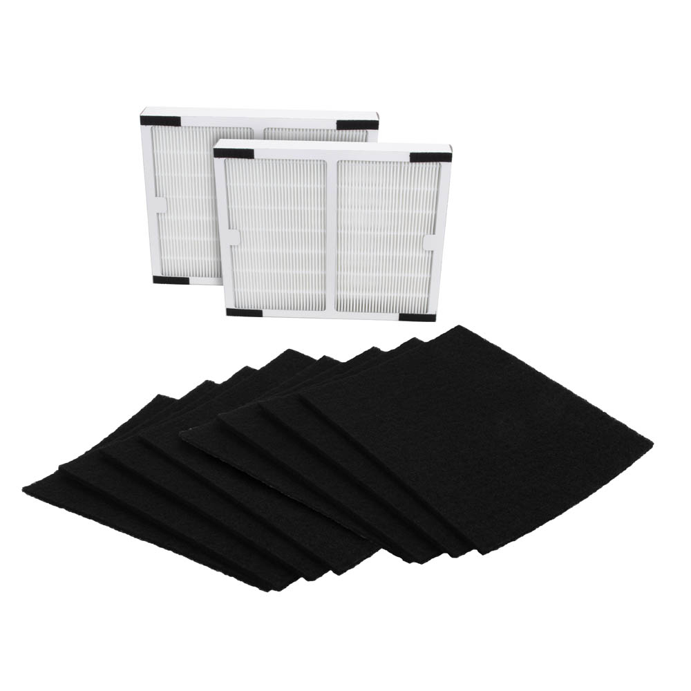AIRx Replacement HEPA filter kit for Idylis IAF-H-100A, 2-Pack