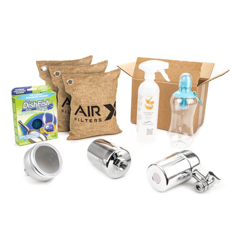 Healthy Living Apartment/Dorm Kit