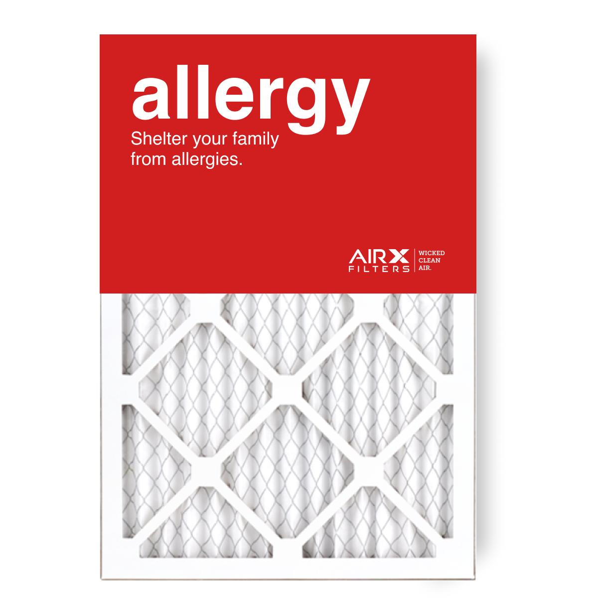 14x20x1 AIRx ALLERGY Air Filter