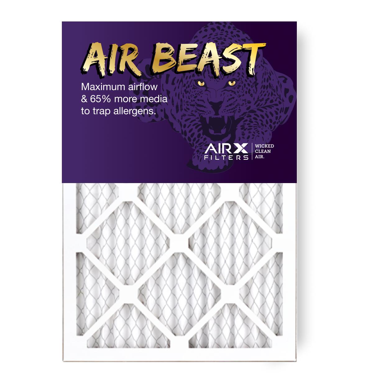 14x20x1 AIRx Air Beast High Flow Air Filter