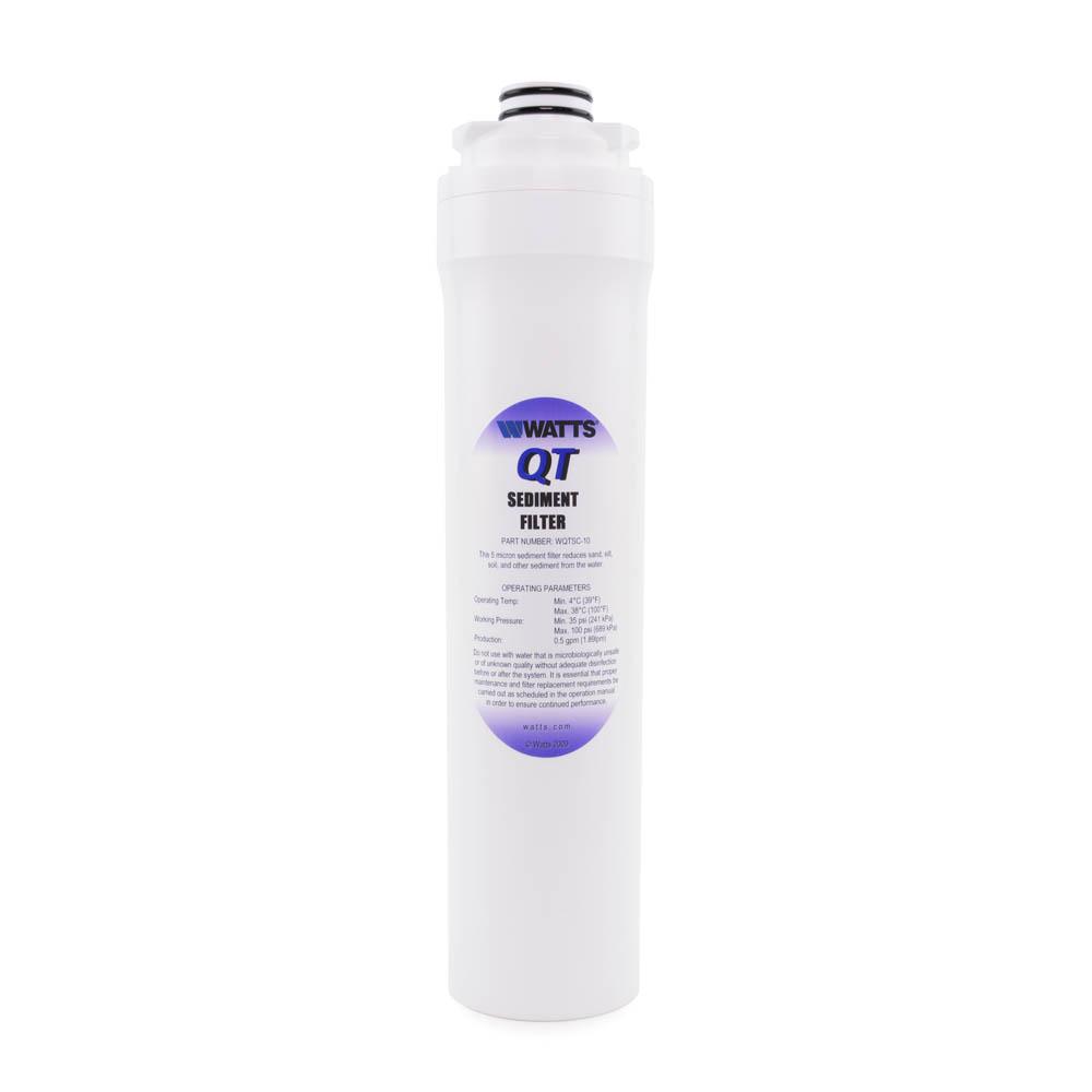 Watts WQTSC-10 Twist In Sediment Filter