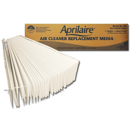 Original Aprilaire #201 Filter For 2200 Air Cleaner