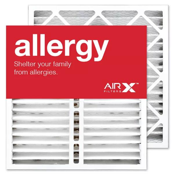 20x20x5 AIRx ALLERGY Replacement for Lennox X0585 Air Filter - MERV 11