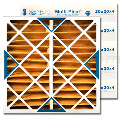 Replacement for ReservePro # 4356 Air Filter - 20x25