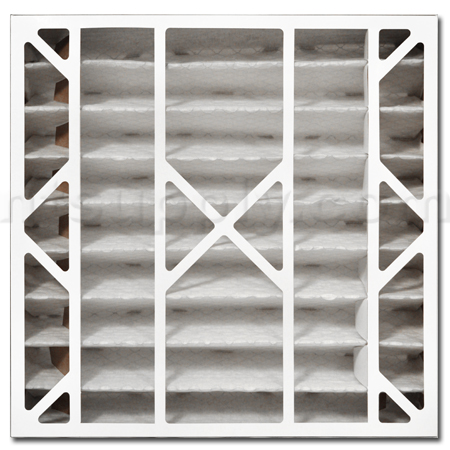 Replacement For Honeywell Filter - 20x20 - MERV 8, 2-Pack