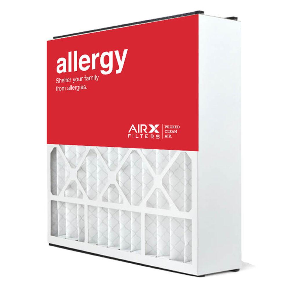 20x20x5 AIRx ALLERGY Air Bear 259112-103 Replacement Air Filter - MERV 11, 2-Pack