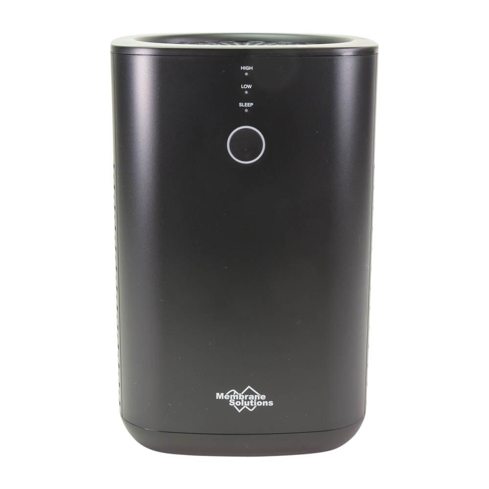Desktop Room Air Purifier - Black