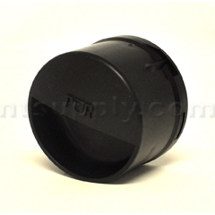 Whirlpool Replacement Filter Cap - Black - 2260518B