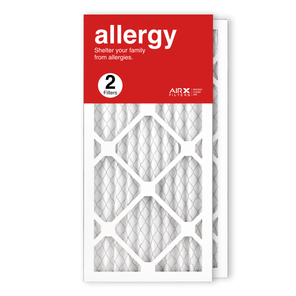 10x20x1 AIRx ALLERGY Air Filter, 2-Pack