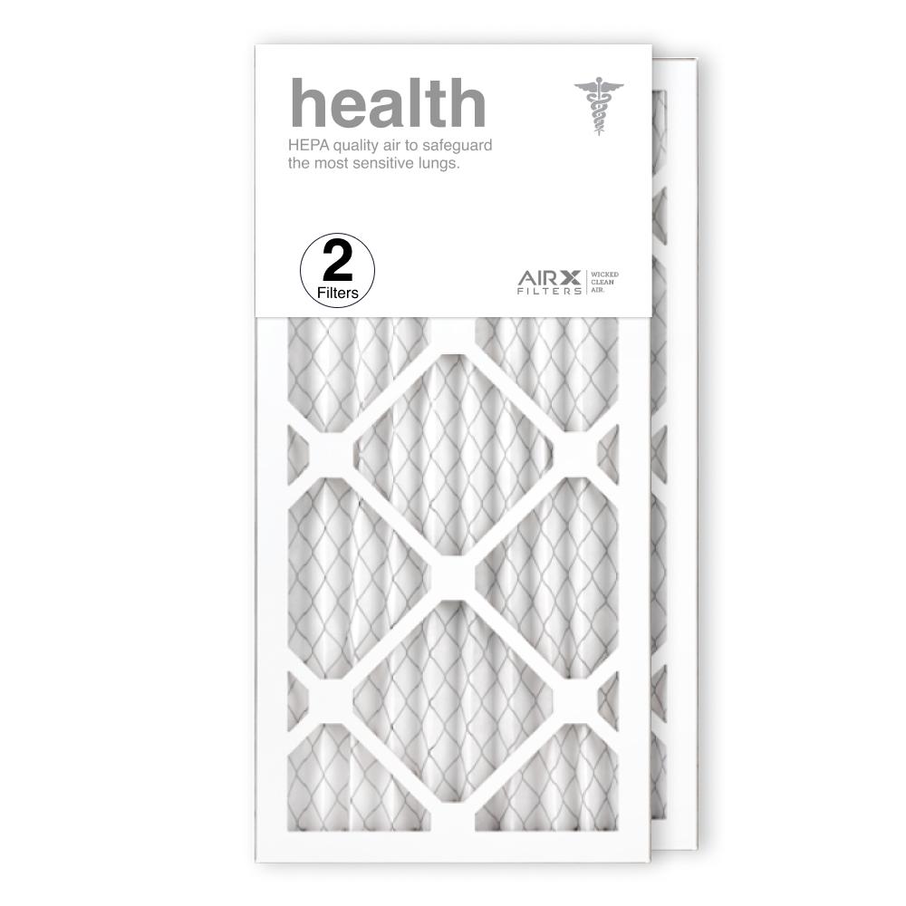 10x20x1 AIRx HEALTH Air Filter, 2-Pack