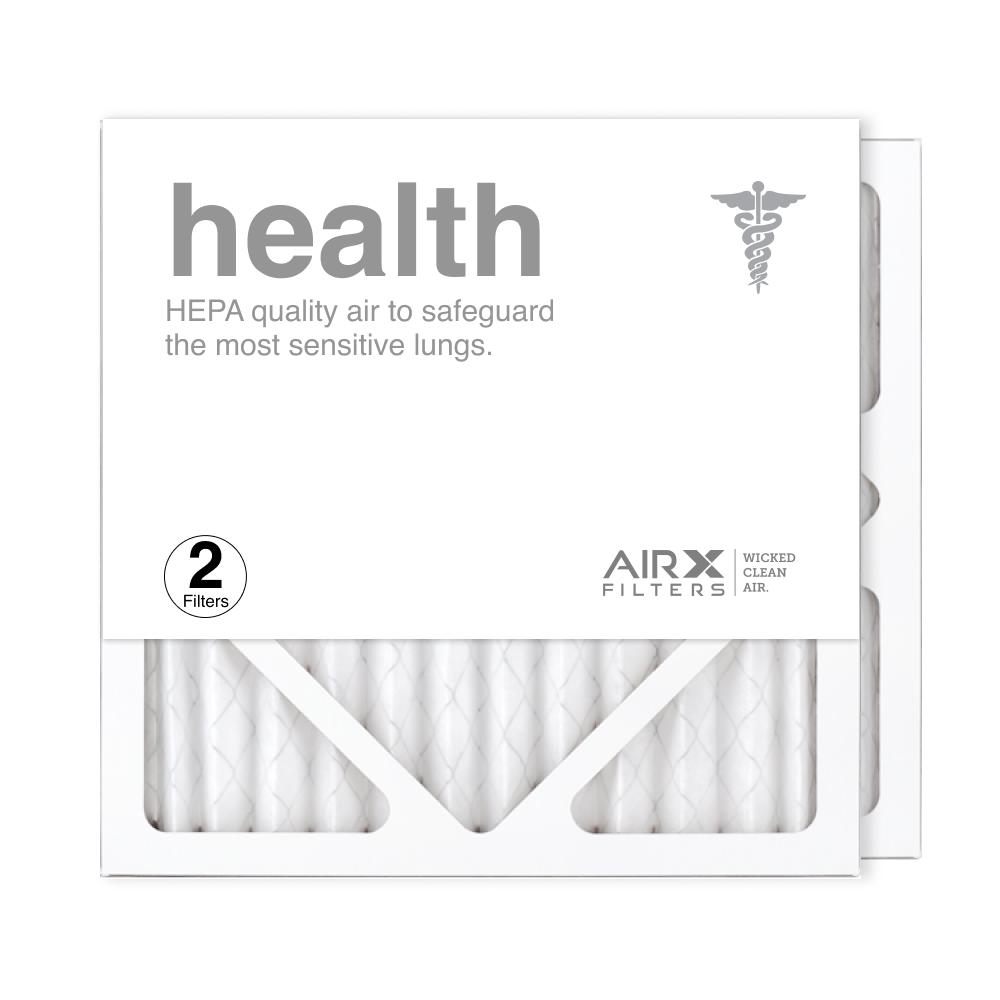 12x12x1 AIRx HEALTH Air Filter, 2-Pack