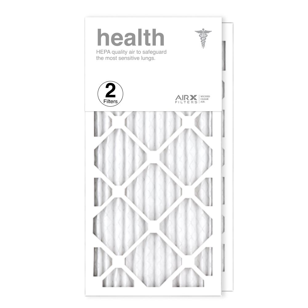 12x25x1 AIRx HEALTH Air Filter, 2-Pack