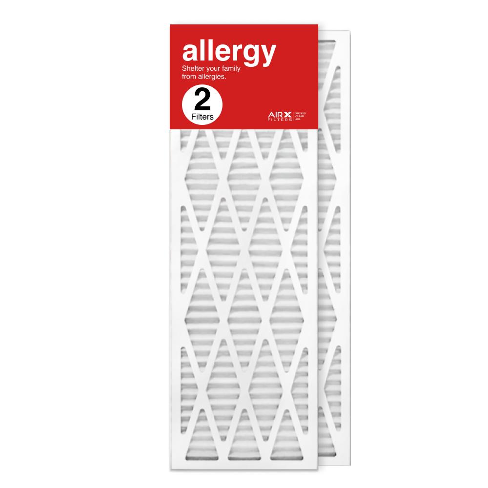 12x36x1 AIRx ALLERGY Air Filter, 2-Pack