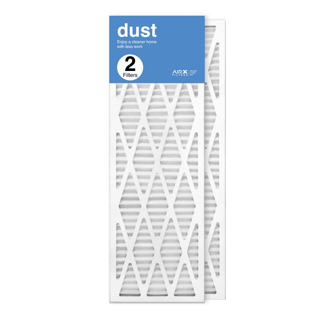 12x36x1 AIRx DUST Air Filter, 2-Pack