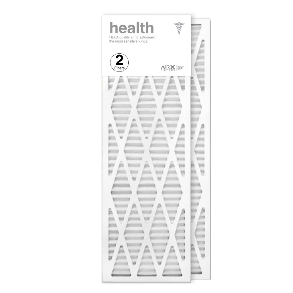 12x36x1 AIRx HEALTH Air Filter, 2-Pack