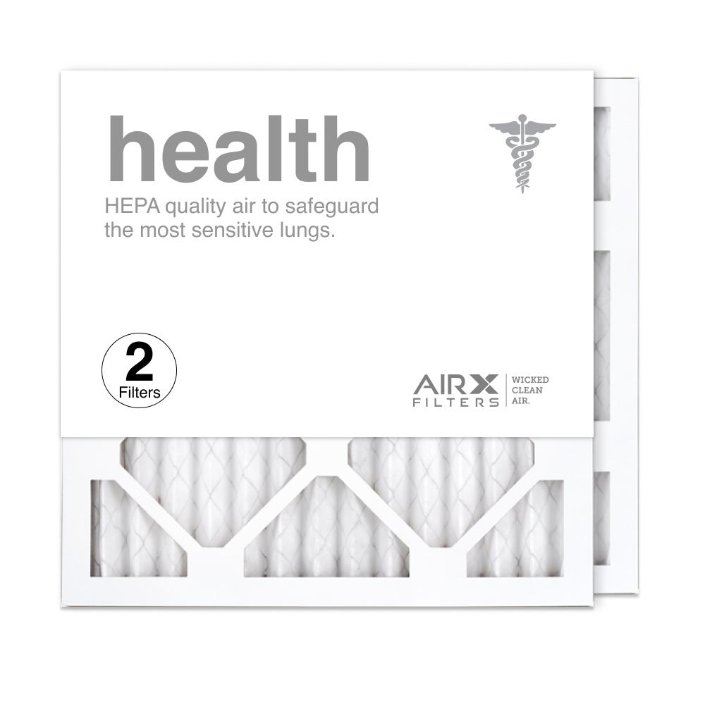 14x14x1 AIRx HEALTH Air Filter, 2-Pack